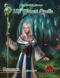 Forest Spells Cover