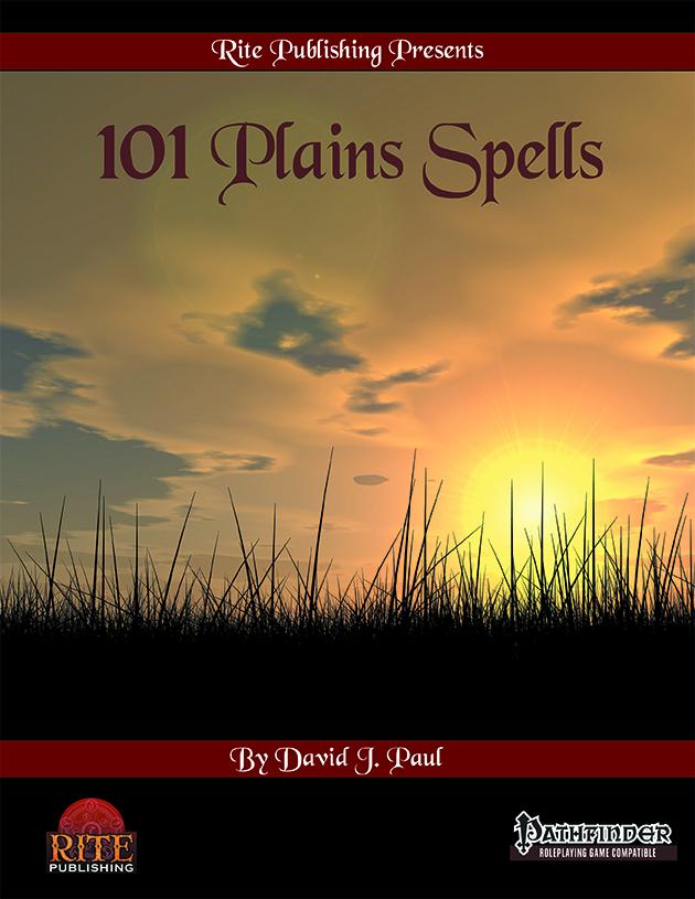 101 Plains Spells