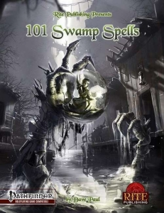 Swamp Spells Cover