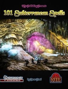 Subterranean Spells Cover