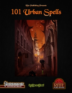 Urban Spells Cover