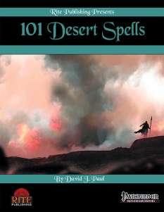 Desert Spells Cover